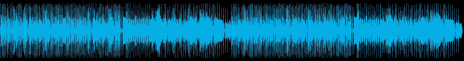 【ギター抜き】ロック✕和風 疾走感の再生済みの波形