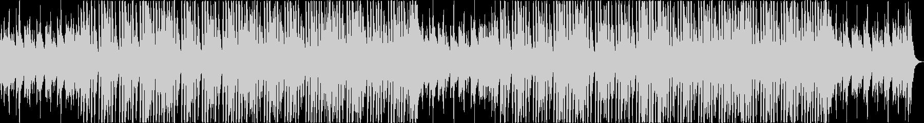 かわいいレトロ軽快エレクトロポップaの未再生の波形
