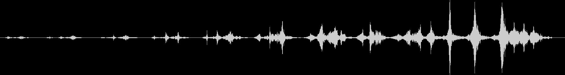 【SF】機械音 ワープ_04の未再生の波形