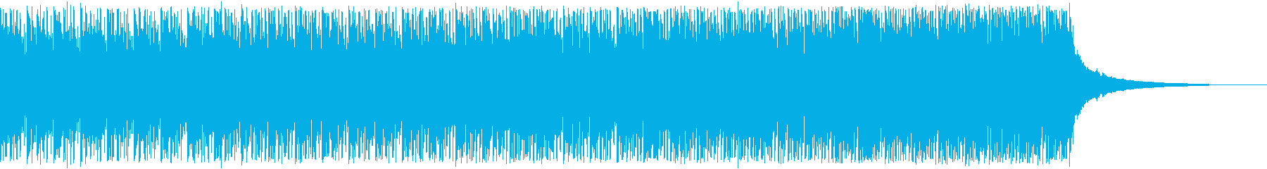 戦闘/テクスチャー/打楽器のみの再生済みの波形