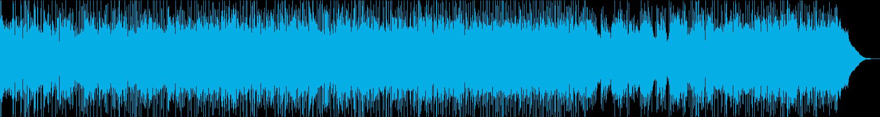 英詞ソロもコーラスも!カントリーロック!の再生済みの波形