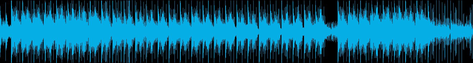 和風 おしゃれ 和楽器 琴 庭園 尺八の再生済みの波形