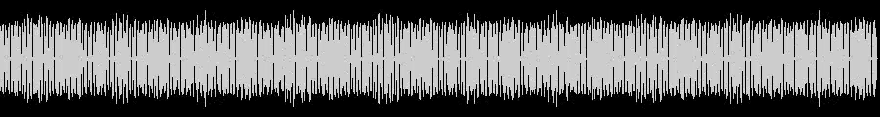 知育・ほのぼの・パズル・日常ピアノ42Lの未再生の波形