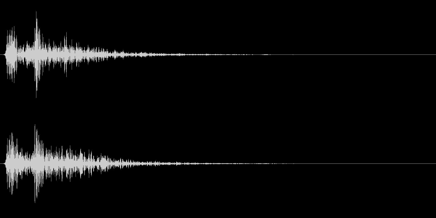 Dark_Attack-36の未再生の波形