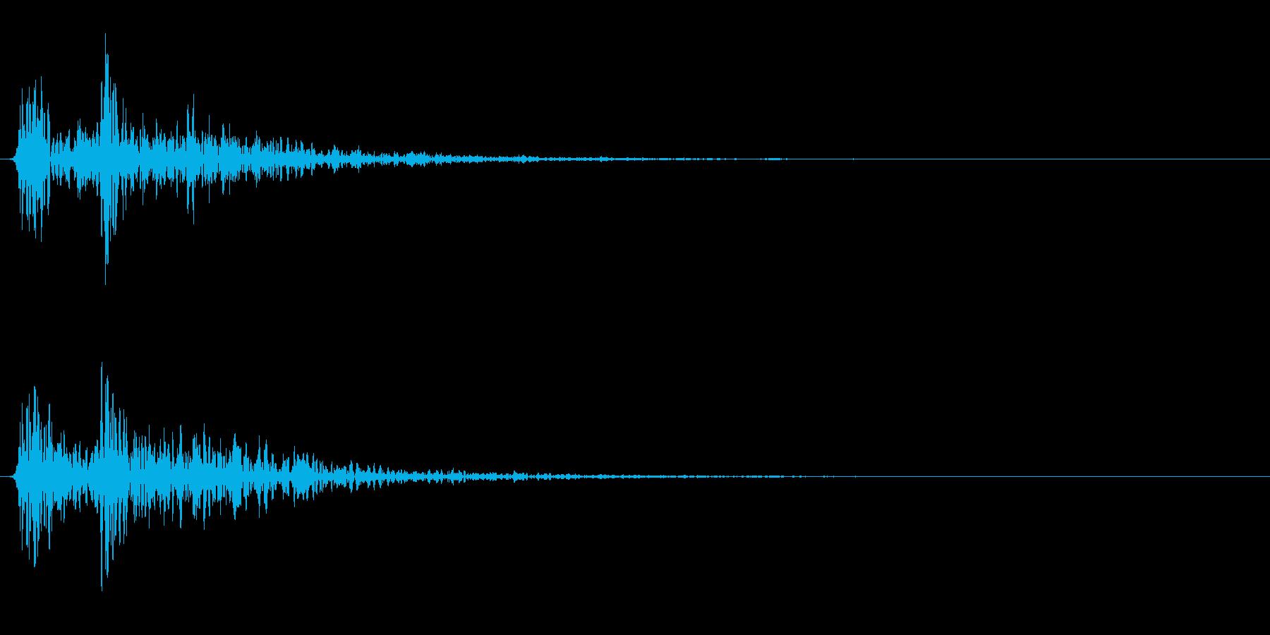 Dark_Attack-36の再生済みの波形