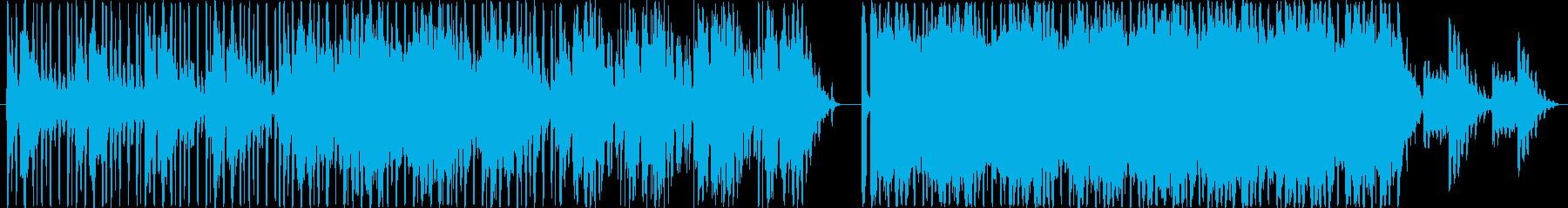 シンプルスタイルテクノです。音源はガジ…の再生済みの波形