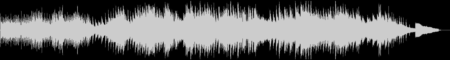 Cinematic Piano 11の未再生の波形
