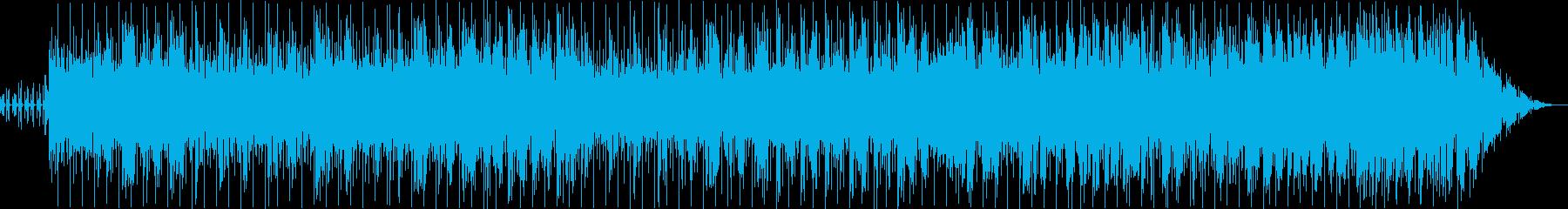 スムースジャズ、クール、メロー、ソ...の再生済みの波形