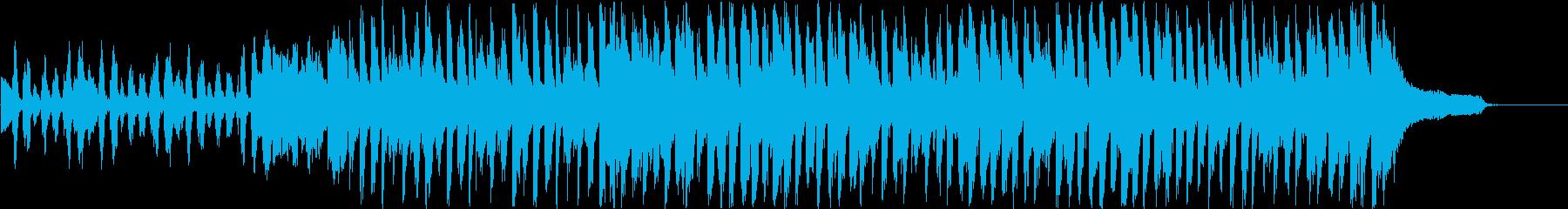 企業向けの明るい口笛アコースティックの再生済みの波形
