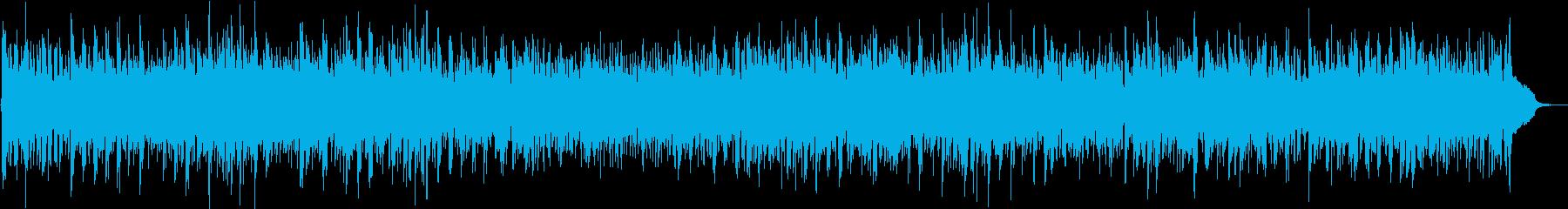疾走カントリーバイオリン・レトロジャズの再生済みの波形