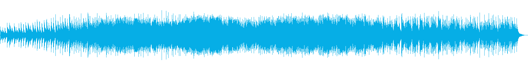 パッヘルベルのカノン、和風、琴ver.の再生済みの波形