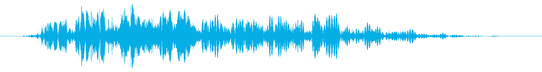 スライムなどが蠢く音 タイプC#5の再生済みの波形
