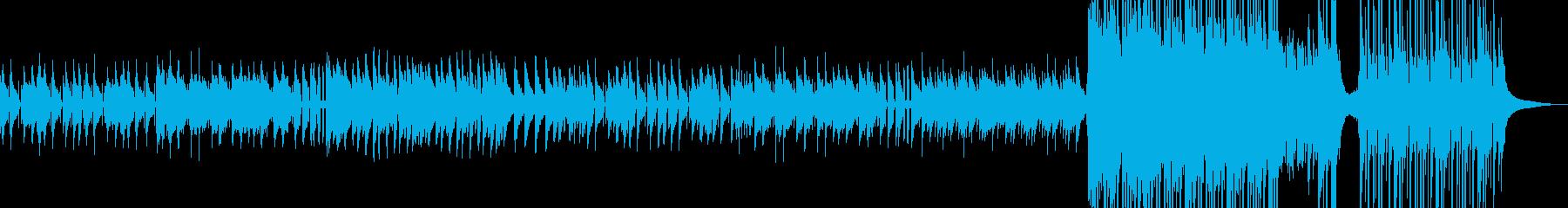 爽やかな木管とギターと感動の終盤 短尺★の再生済みの波形