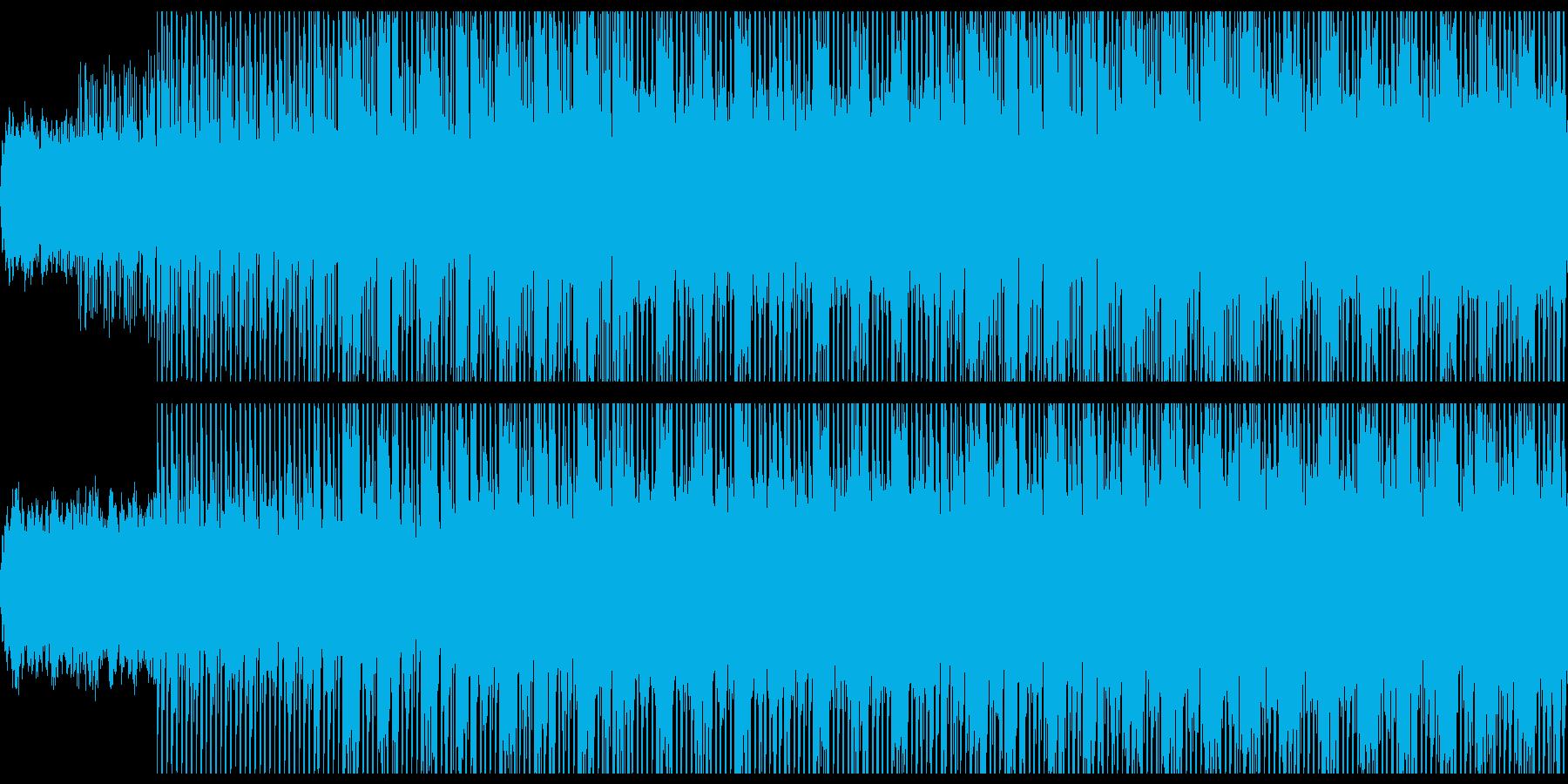 シンキングタイム(Loop対応)の再生済みの波形