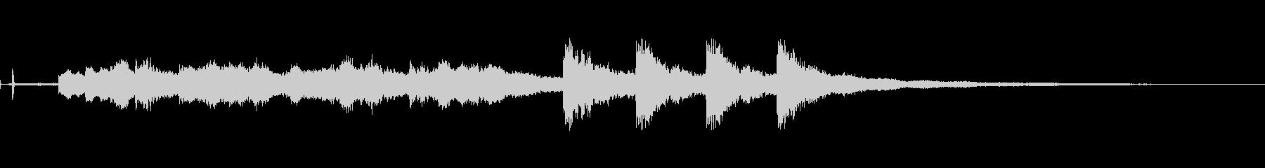 ウェストミンスター:4 O'CLO...の未再生の波形