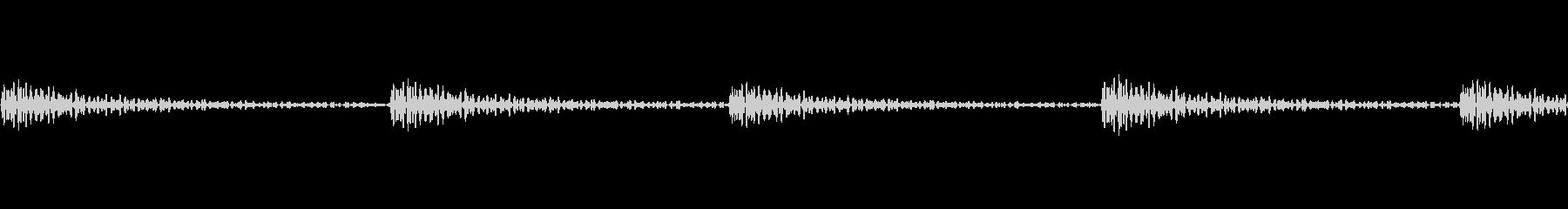 カラカラ 2の未再生の波形