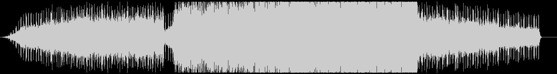 シンセのワンリフに様々な楽器が重なるの未再生の波形