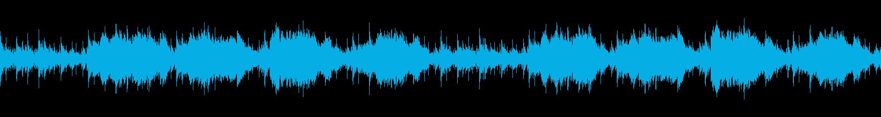 アコギ、ピアノ、フルート爽やかなポップスの再生済みの波形