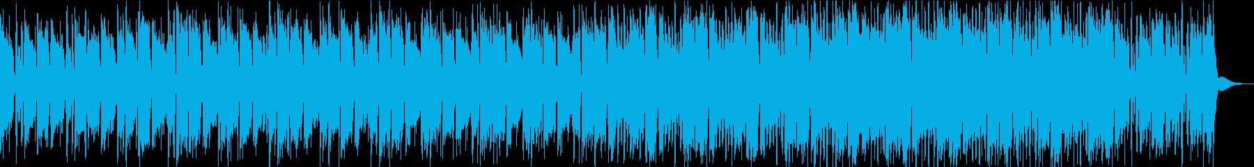 踊りたくなるビッグバンドスイングの再生済みの波形