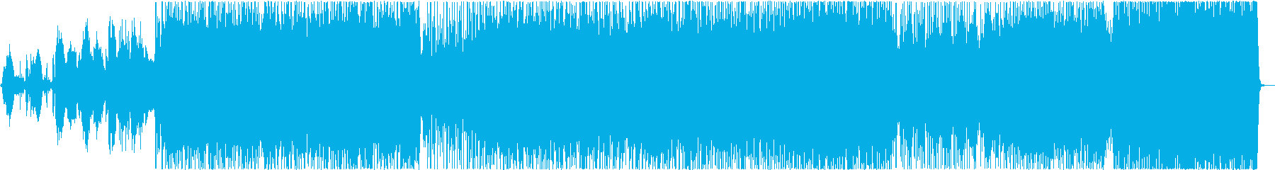 ジャズとファンクの融合。ファンクな...の再生済みの波形