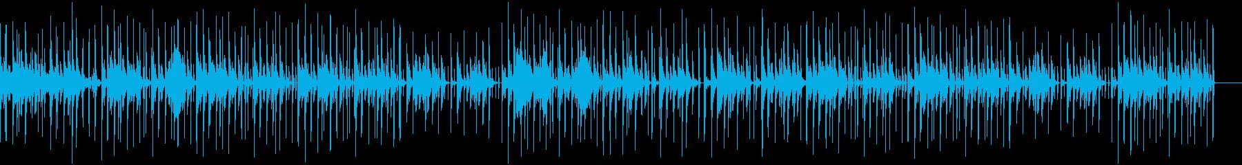 ゆるいビート3 Lo-fiHiphopの再生済みの波形