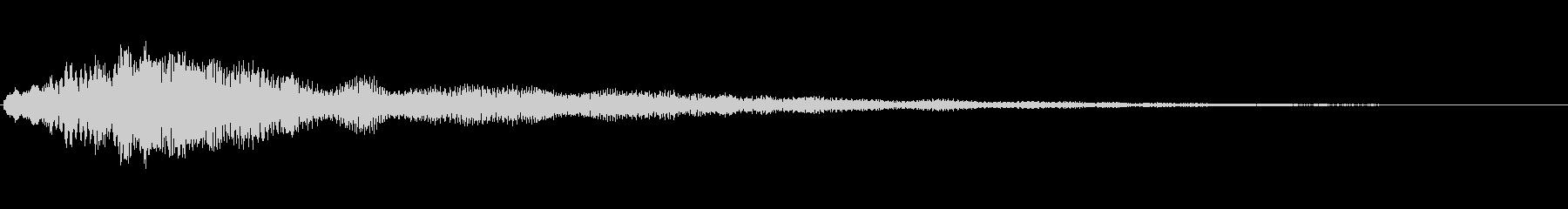 キラーーーン #51の未再生の波形