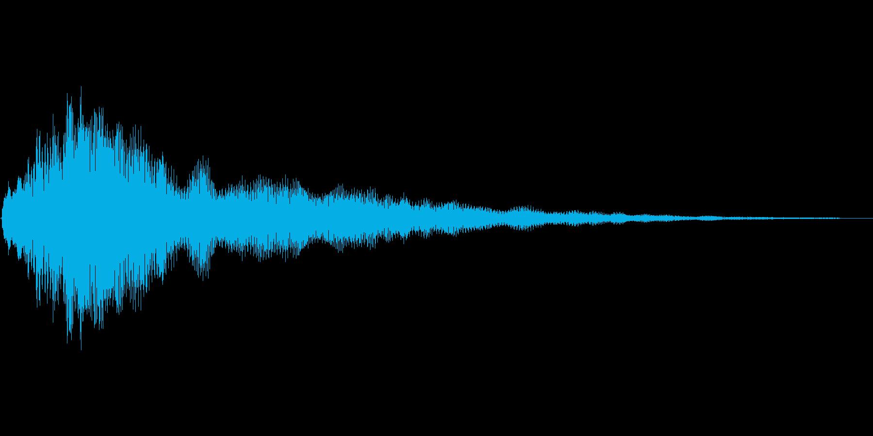 キラーーーン #51の再生済みの波形