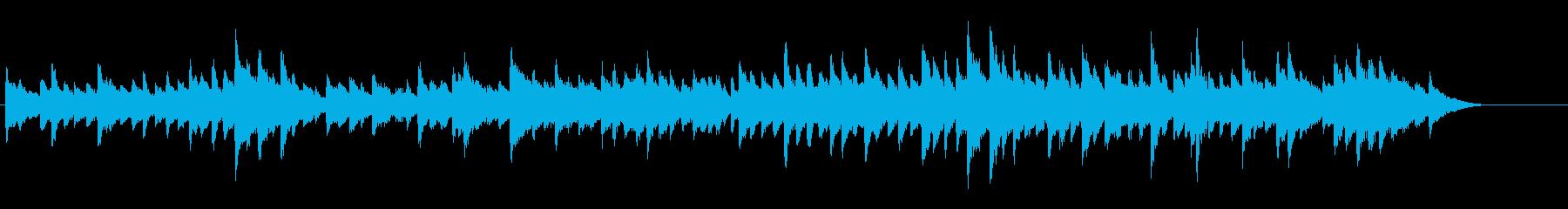 ソナタ「悲愴」第2楽章(ベートーヴェン)の再生済みの波形