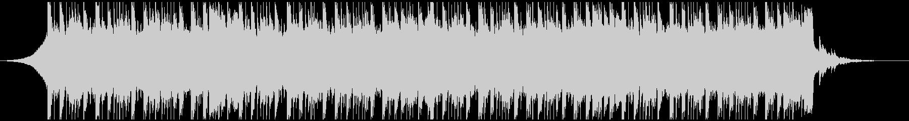 テクニカルコーポレート(短)の未再生の波形
