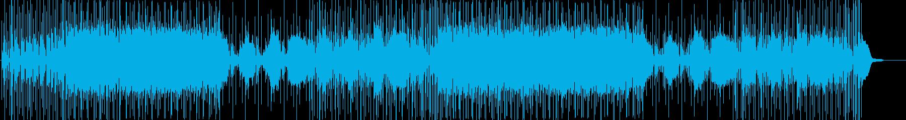 ムーディなラウンジ、大人ジャズの再生済みの波形