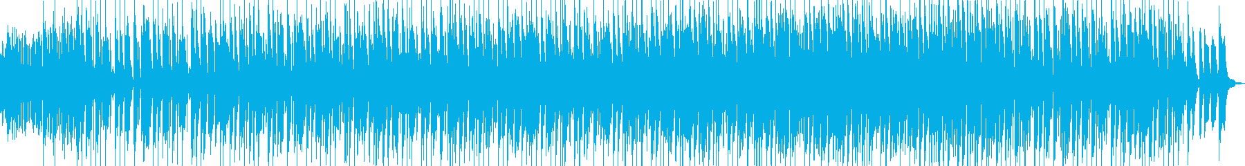 ハウス ダンス プログレッシブ バ...の再生済みの波形