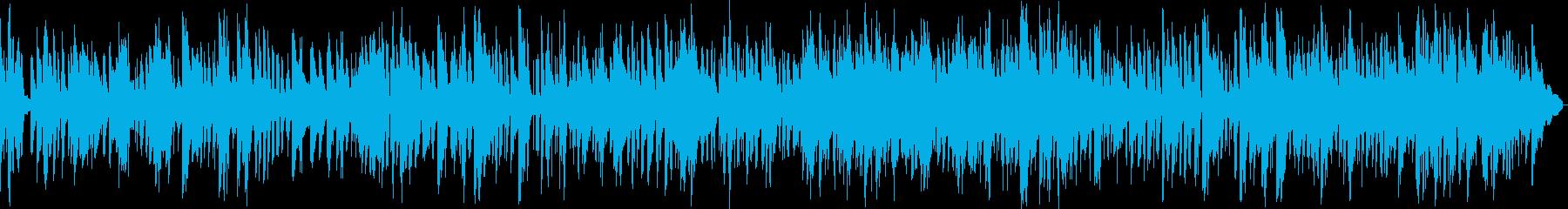 表情豊かなLightJazz ループ仕様の再生済みの波形