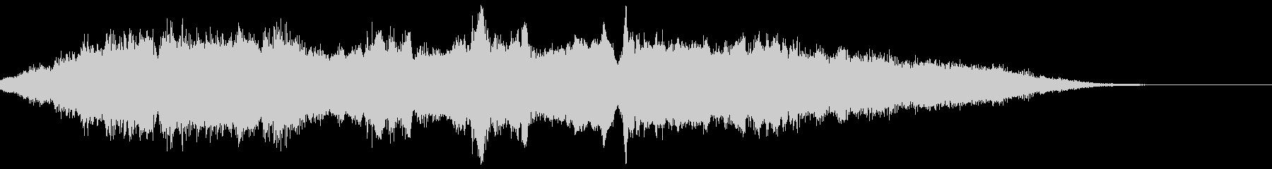 ゲームオーバー・セーブ(ファンタジー系)の未再生の波形
