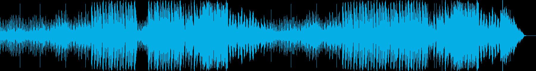 切ない雰囲気が特徴のピアノ曲の再生済みの波形
