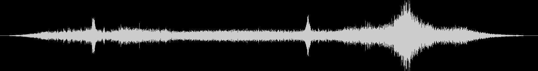 40フィートディーゼルハイブリッド...の未再生の波形