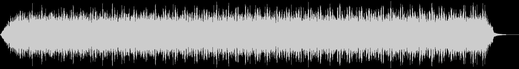 【アンビエント】ドローン_36 実験音の未再生の波形