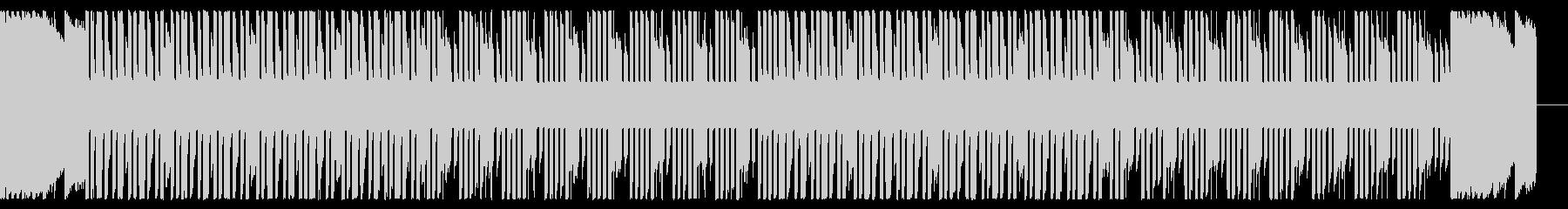 楽しいウキウキ チップチューン 8bitの未再生の波形