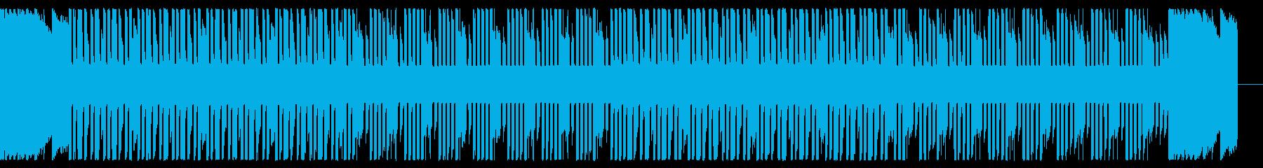 楽しいウキウキ チップチューン 8bitの再生済みの波形