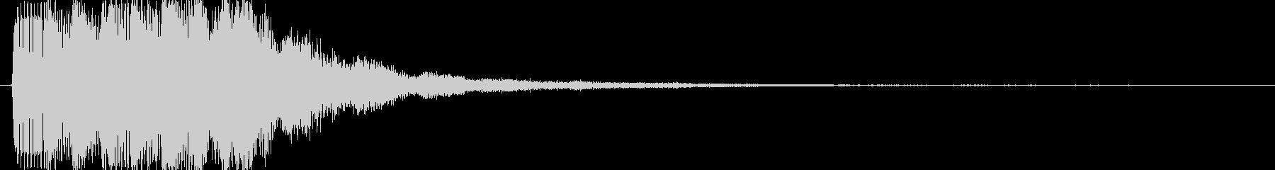 チャンス_01(クイズの出題音等)の未再生の波形